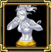 闘拳の石像のアイコン