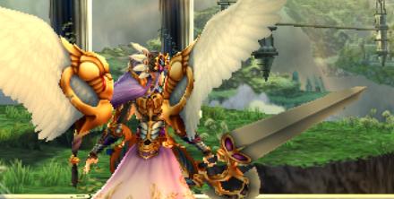 神煌の戦乙女の画像