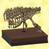 アンキロサウルスのからだ画像