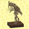 ブラキオサウルスのこし画像
