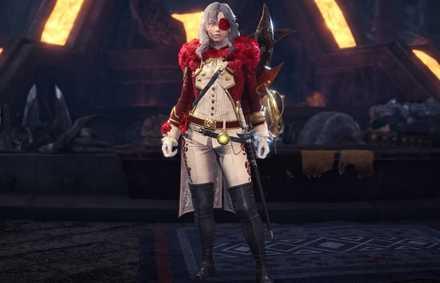 Rose Layered Armor