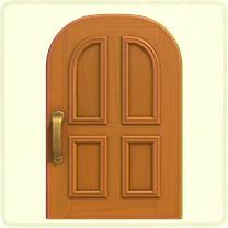 よくあるドア