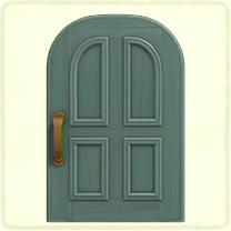グレーのよくあるドア