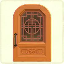 中華なドア