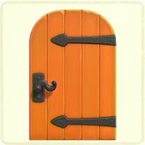 金具のドア