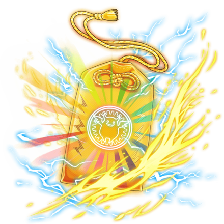 イカヅチノアミュレット -迅雷-の画像