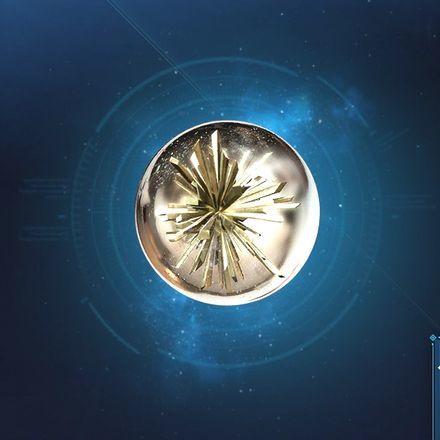 不思議な水晶の画像