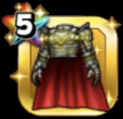 ホメロスの鎧上のアイコン