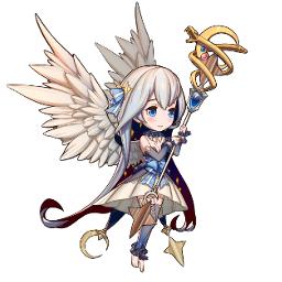 サリエル(安寧の天使)のSDアイコン