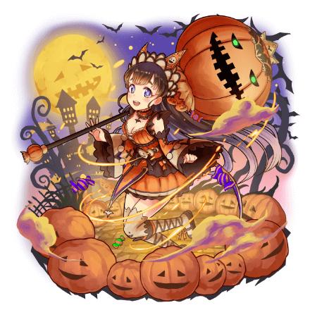 ミコト(幽界の橙姫)