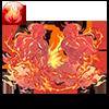 【神】絶対災禍 双魔神カタストロフィーズ・火のアイコン