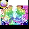 【神】絶対災禍 双魔神カタストロフィーズ・時のアイコン