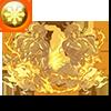 【神】絶対災禍 双魔神カタストロフィーズ・光のアイコン