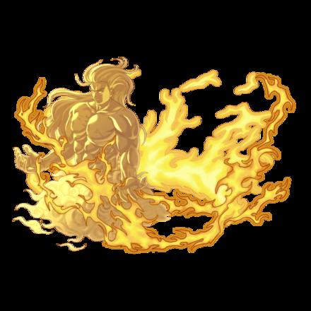 魔神カタストロフ・光の画像