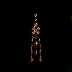 金色の装飾具【爛輝龍】の画像