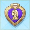 パープル紋章