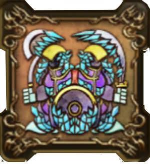 ヒプトル&タナツキの紋章・盾