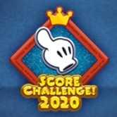 2020年のスコアチャレンジピンズ