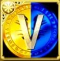 リンクメダル【V】