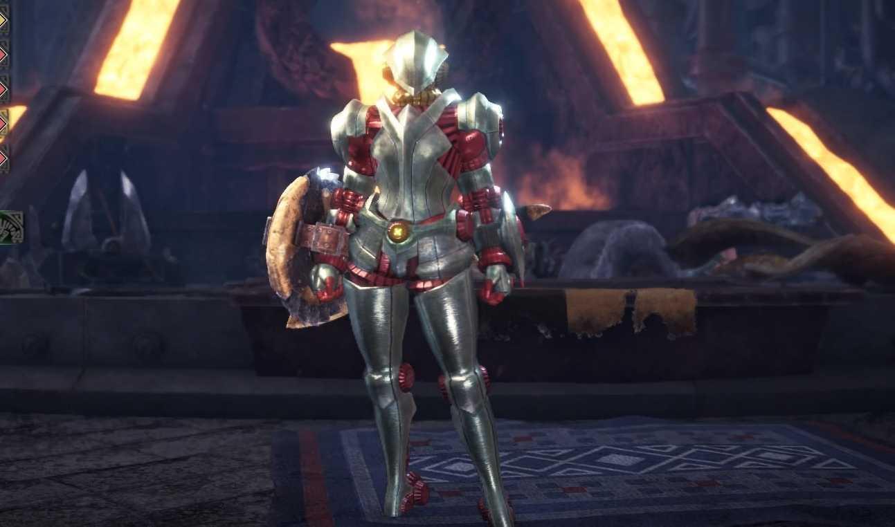 Artian Layered Armor