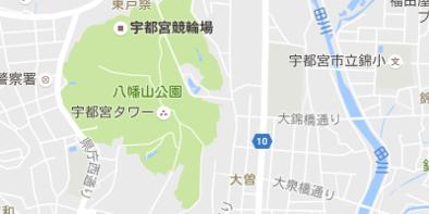 八幡山公園画像