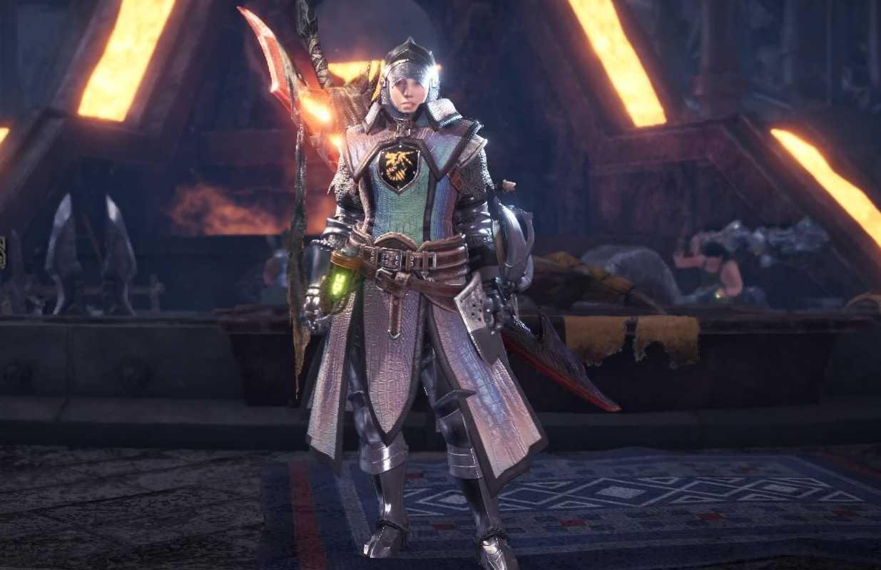 Guardian Layered Armor