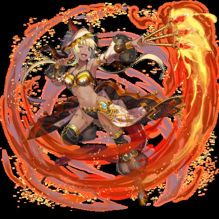 [炎金の舞踏]ナウラの画像