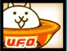 ネコ焼そばUFOの画像