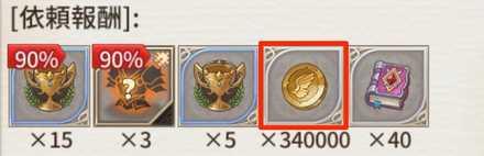 金貨の画像
