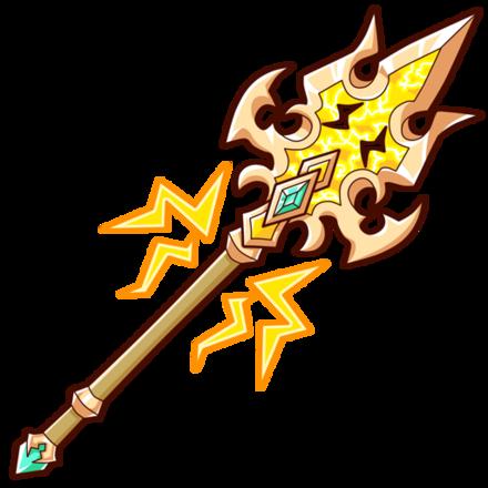 雷神の槍の画像