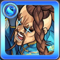 辮髪の武闘家 ウーエンのアイコン