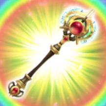 翠晶杖リークゼルダのアイコン