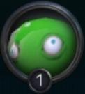 緑スライムの画像