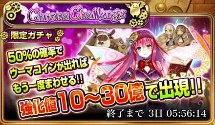 Chrona Challenge