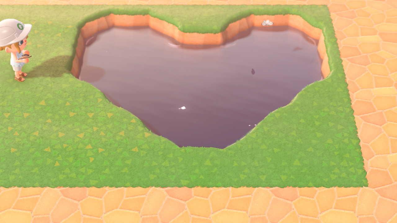 ハート の 森 池 どうぶつ あつまれ の あつ森攻略ガイド|あつまれどうぶつの森|ゲームエイト