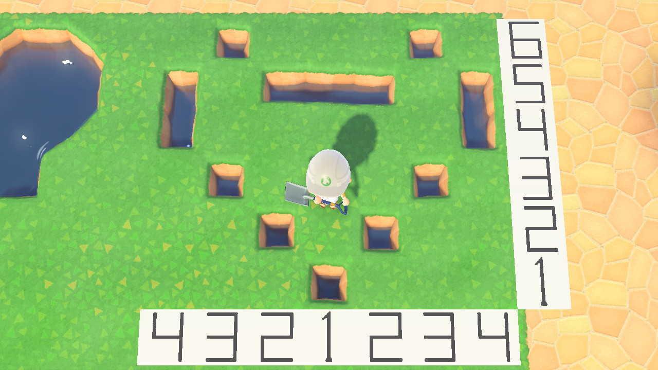 ゲーム内での見た目3