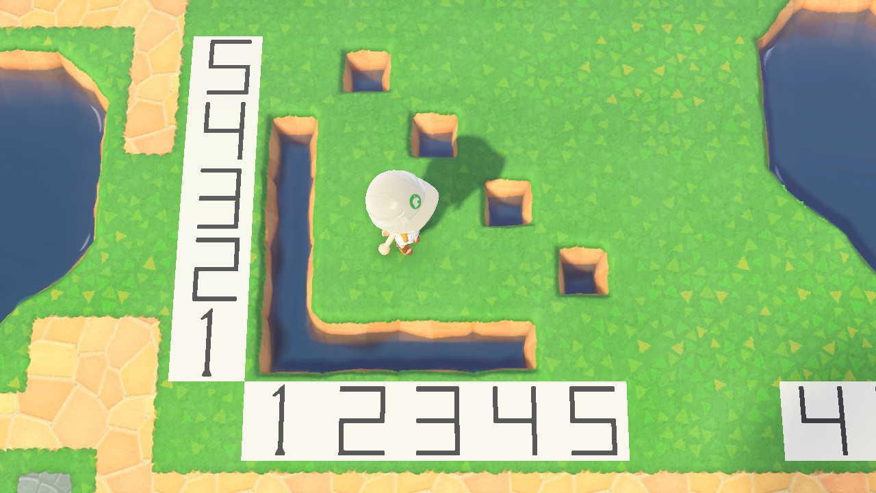 ゲーム内での見た目1