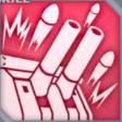 全弾発射-アルジェリーのアイコン
