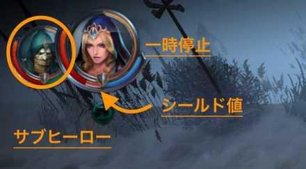 戦闘画面2