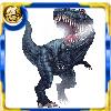 ティラノサウルスの画像