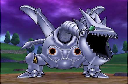 ドラクエウォーク メタルドラゴン