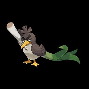 ガラルカモネギ画像
