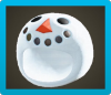 Snowperson Head Image