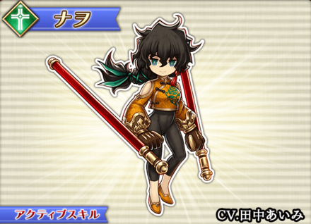 ナヲ武闘衣の画像