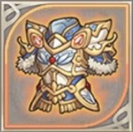 大聖堂騎士の鎧