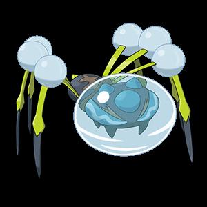 オニシズクモの画像