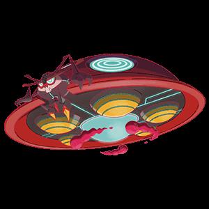 イオルブ(キョダイマックスのすがた)の画像