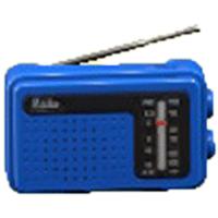 けいたいラジオのブルーの画像