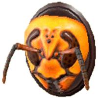 ハチヘッド画像