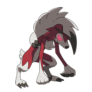 Lycanroc (Midnight Form)